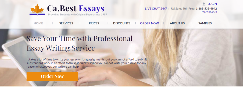 best essays canada header